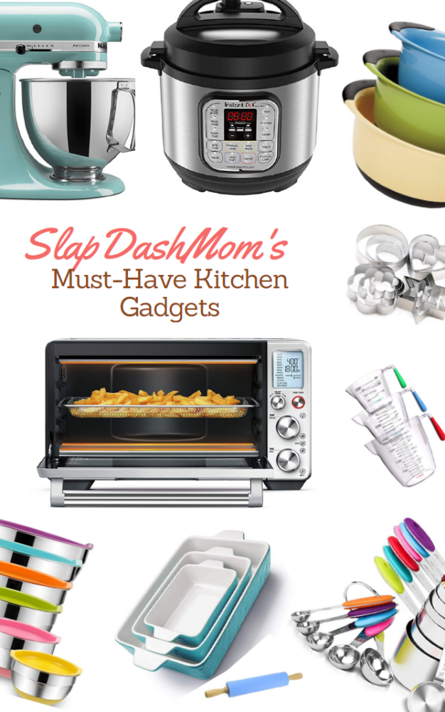 SlapDashMom MUST-HAVE Kitchen Gadgets List