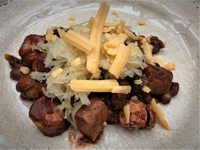 Instant Pot Turkey Dogs - 2 Points!