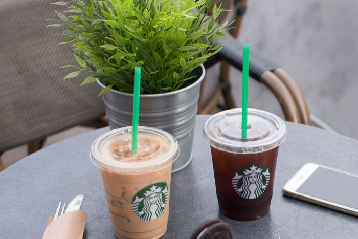 starbucks drink as a weight watchers snack