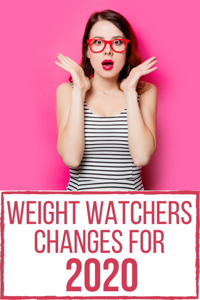 Are you dying to know about Weight Watchers new program? You HAVE to read about the changes coming for 2020! Stay up to date with the latest news! #ww #weightwatchers #2020 #newprogram