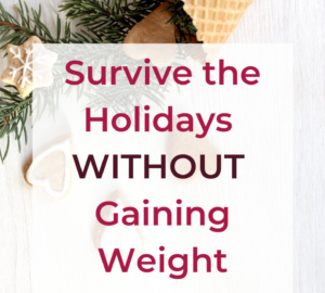 If you are trying to stay healthy and lose weight the holidays can sometimes ruin that! With the healthy weight loss tips you will gain motivation, learn how to take care of yourself, and get a FREE cookbook with holiday recipes! The cookbook is also Weight Watchers friendly!
