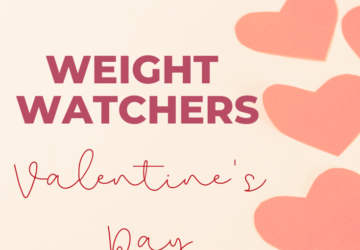 When you want to stay in on Valentine's Day and stay on track with your Weight Watcher points, consider these Weight Watchers Valentine's Day Recipes! Everything from breakfast to dessert and all recipes include Freestyle point vallues! #ww #valentinesday #healthyrecipes