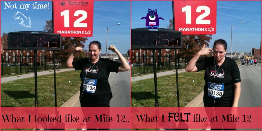 half marathon mile 12