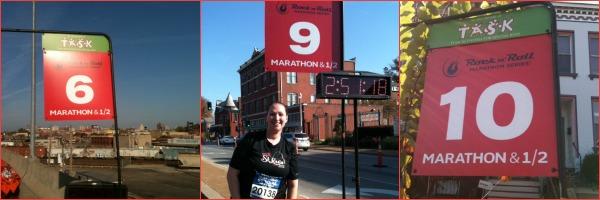 half marathon mile 6