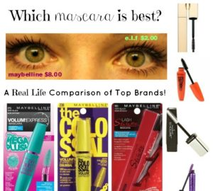 Which Mascara is the Best
