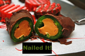 Chocolate Covered Jalapenos Recipe