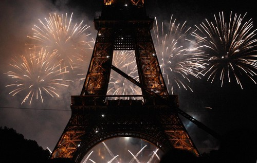 french new year traditions