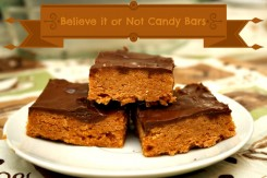 butterfinger candy bar recipe