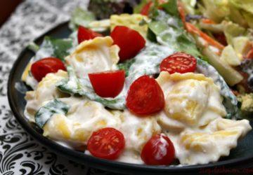 Cream Cheese Tortellini Recipe